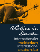 Logo Violine in Dresden - Internationaler Meisterkurs