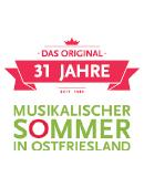 Logo Musikalischer Sommer in Ostfriesland