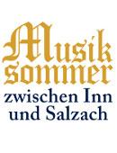 Logo Musiksommer zwischen Inn und Salzach