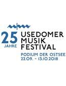Logo Usedomer Musikfestival