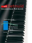 Logo Int. Meisterkurs für Klavier Heidrun Holtmann