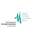 Logo Musikfestspiele Potsdam Sanssouci