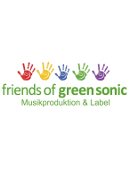 Logo friends of green sonic