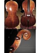 Details zu Meister - Cello  1893  Amand Meisel