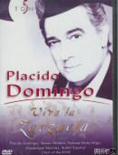 Details zu Placido Domingo - DVD Viva La Zarzuela - OVP