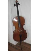Details zu Altes Franz. 1/2 Cello Violoncello