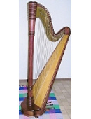 Details zu Harfe (Einpedal)