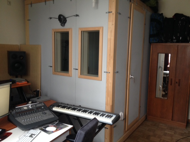 Details zu SOUND BOOTH STUDIOBOX for sale
