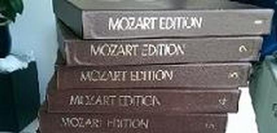 Details zu Mozart Edition Bertelsmann Vinyl 12 Boxen/89 LPs