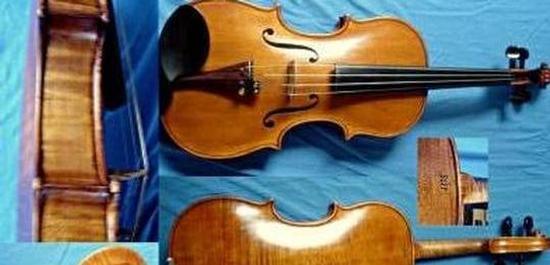 Details zu Violine 'HOPF'