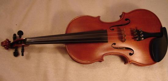 Details zu Geige von Willibald Raab