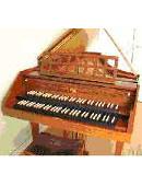 Details zu Neupert-Cembalo Bach