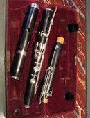 Details zu Holz-Querflöte von Oscar Adler & Co ca. 1920