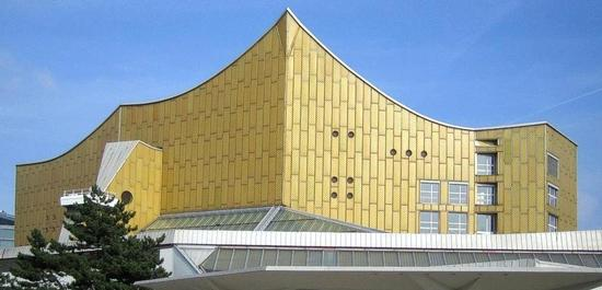 Philharmonie Berlin, Copyright: Manfred Brückels