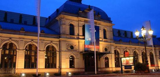 Festspielhaus Baden-Baden, Copyright: Patrick Pelster