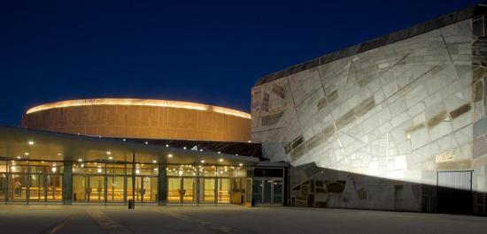 Liederhalle Stuttgart, © Pjt56