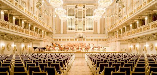 Konzerthaus Berlin, Großer Saal, Copyright: Christian Nielinger
