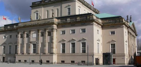 Staatsoper Unter den Linden Berlin, © Andreas Praefcke