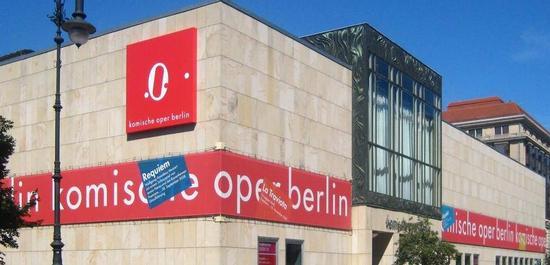 Komische Oper Berlin, Copyright: Beek100