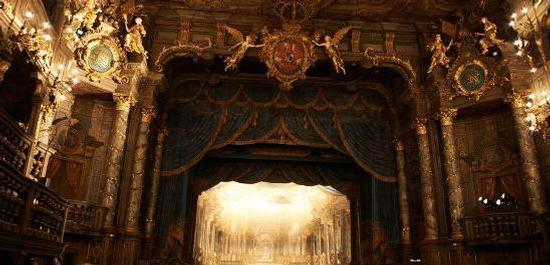 Innenraum des Markgräflichen Opernhauses Bayreuth, Copyright: Pierre Schoberth