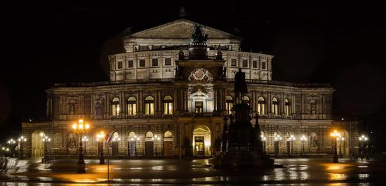 Semperoper Dresden, Copyright: Tilman2007