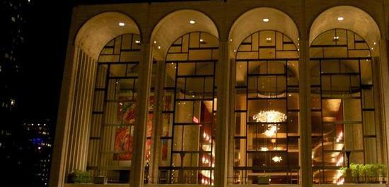 Metropolitan Opera New York, © Lydia Liu