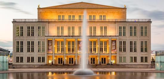 Oper Leipzig, Copyright: Ichwarsnur