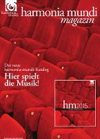harmonia mundi magazin (1/2015) herunterladen (2895 KByte)