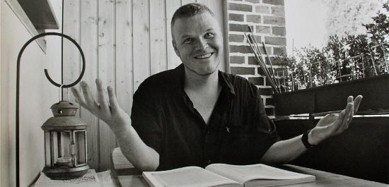 Benjamin Gunnar Cohrs, © Gert van Gelder