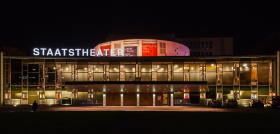 Staatstheater Kassel, Copyright: Diego Delso