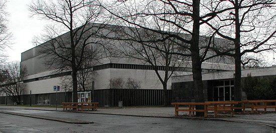 Meistersingerhalle N�rnberg, Copyright: Achates