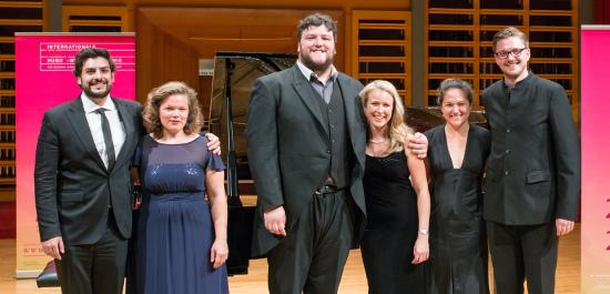 Gruppenfoto der Preisträger, © Holger Schneider