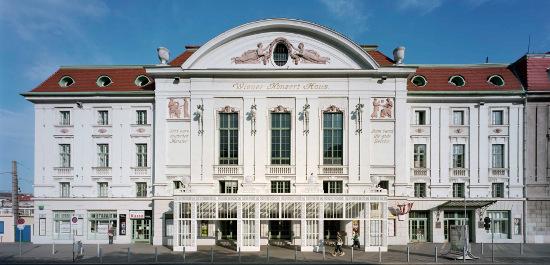 Außenansicht Wiener Konzerthaus, © Wiener Konzerthaus