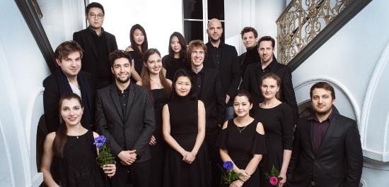 Die Preisträger des Mendelssohn Bartholdy Hochschulwettbewerbs, © Universität der Künste Berlin