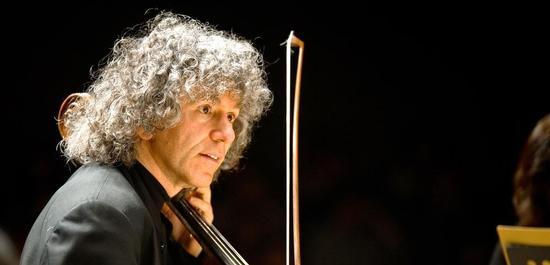 Cellist Steven Isserlis, © Satoshi Aoyagi