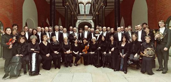 Philharmonisches Orchester Vorpommern, © Vincent Leifer
