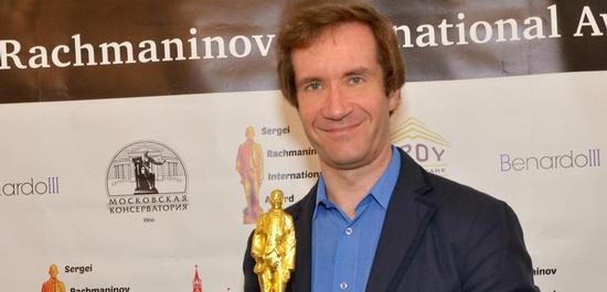 Nikolai Lugansky, © Sergei Rachmaninov International Award