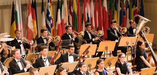 European Union Youth Orchestra, © Peter Adamik