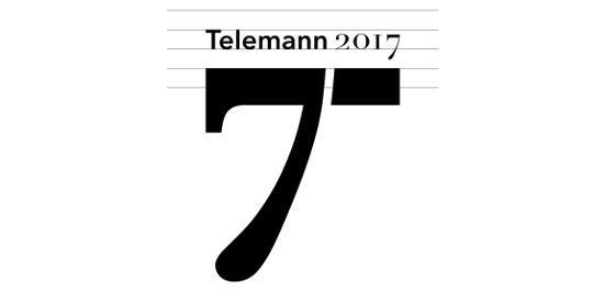Logo Telemann2017, © Internationale Telemann-Gesellschaft