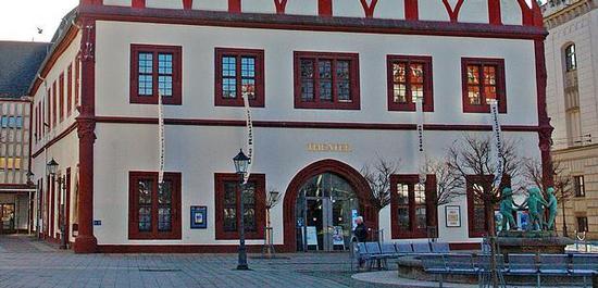 Gewandhaus Zwickau, © André Karwath (Aka)
