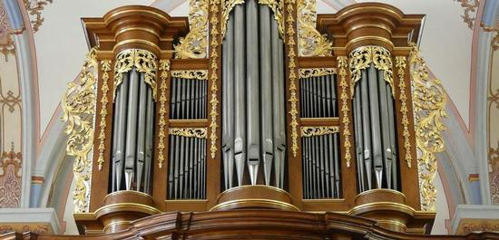 Orgel, © Hans / pixabay
