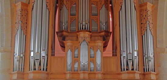 Orgel (Symbolbild), © michaelmep / pixabay