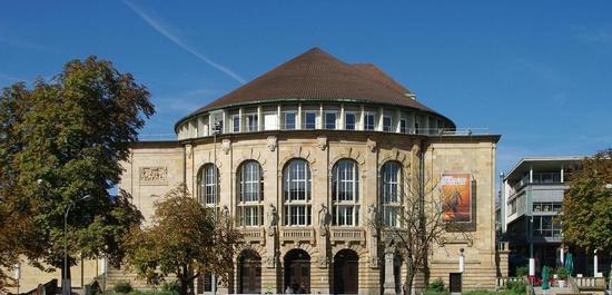 Theater Freiburg, © Joergens.mi
