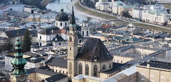 Stadtansicht Salzburg, © Gaertringen / pixabay