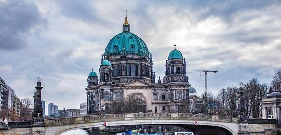 Stadtansicht Berlin, © jiriposival0 / pixabay
