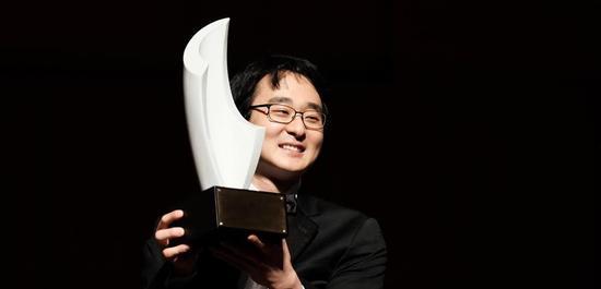 Der Gewinner des 8. Deutschen Pianistenpreis, Hans Suh, © International Piano Forum