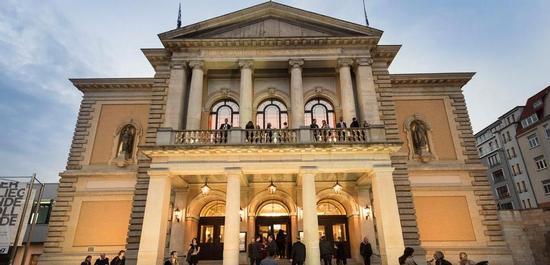 Oper Halle, © Falk Wenzel