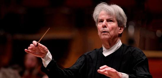 Dirigent Hartmut Haenchen, © Thomas Brill