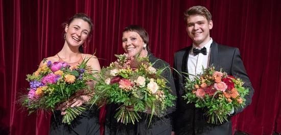 Elena Harsanyi, KS Brigitte Fassbaender, Stefan Astakhov, © peuserdesign