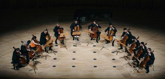 Lange Nacht des Cellos im Dresdner Kulturpalast, © Oliver Killig
